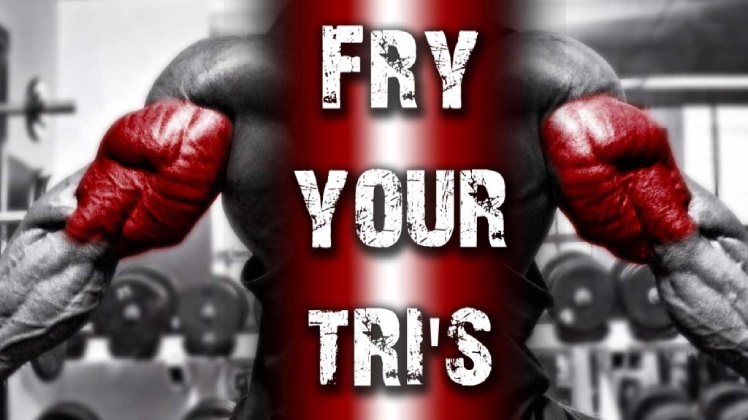 The 5 Best Exercises For Building Massive Triceps