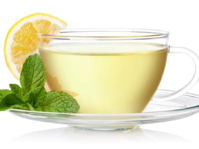 Green tea with lemon for weight loss to reduce belly fat in 7 days