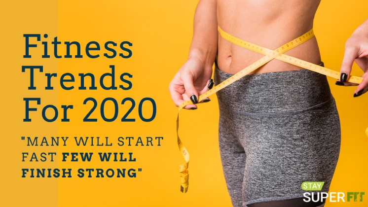 Top Fitness Trends Of 2020